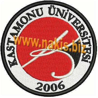 Kostomonu Üniversitesi okul arması